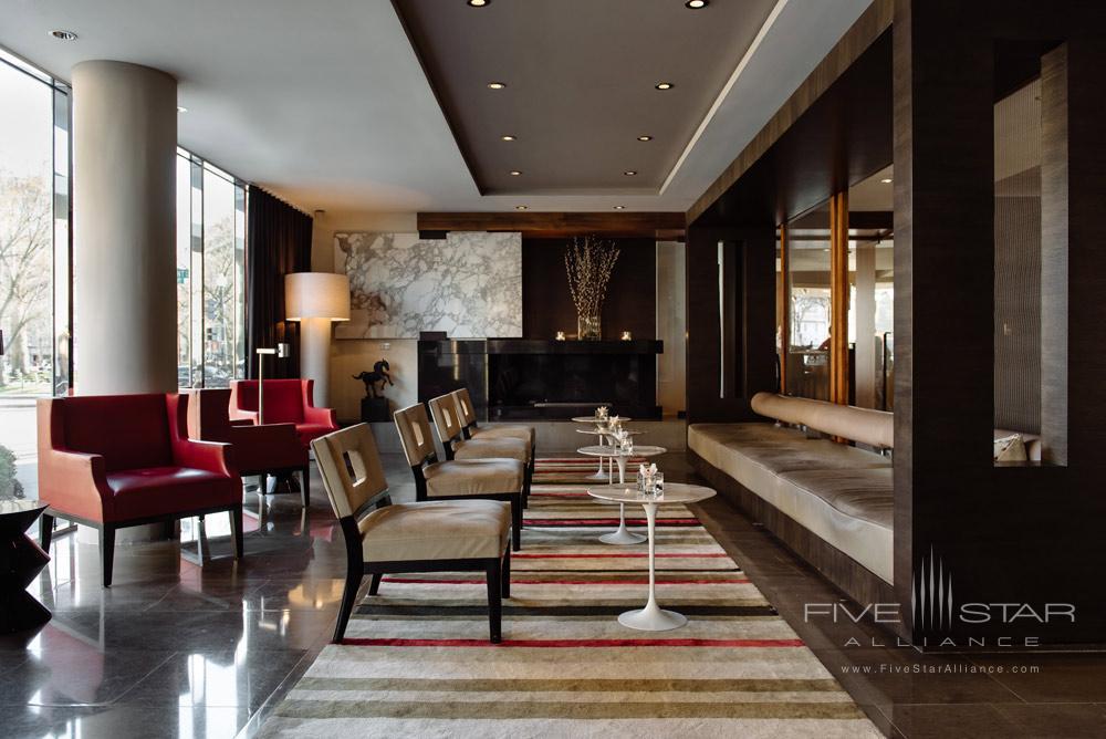 Lobby of The Dupont Circle Hotel, Washington, DC