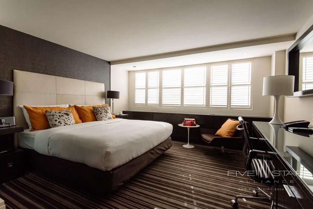 Superior Guest Room at The Dupont Circle Hotel, Washington, DC