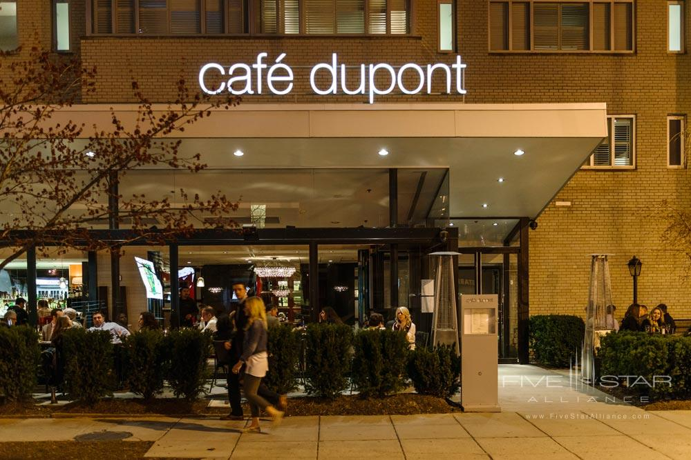 Cafe Dupont at The Dupont Circle Hotel, Washington, DC
