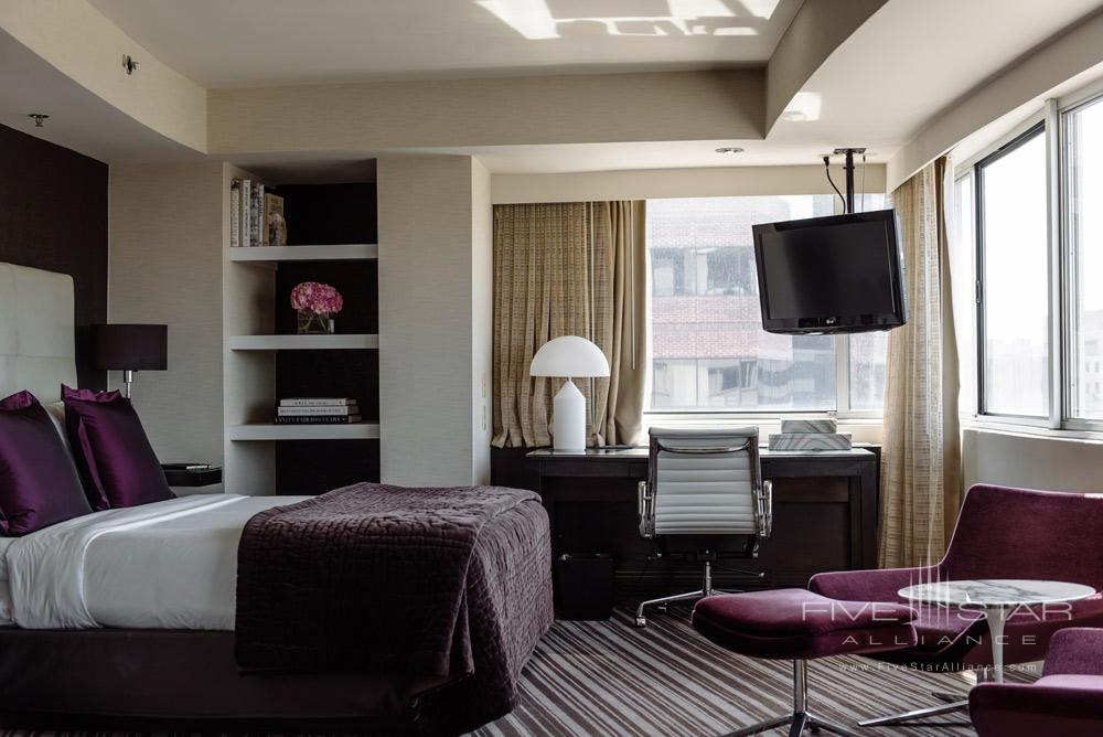 Grand Deluxe Guest Room at The Dupont Circle HotelWashingtonDC
