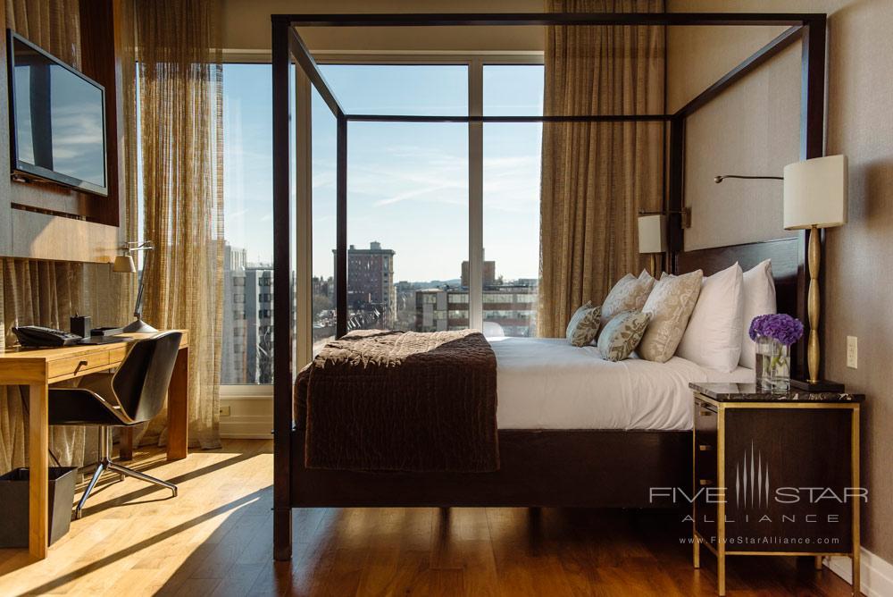 Level Nine Studio Suite at The Dupont Circle Hotel, Washington, DC