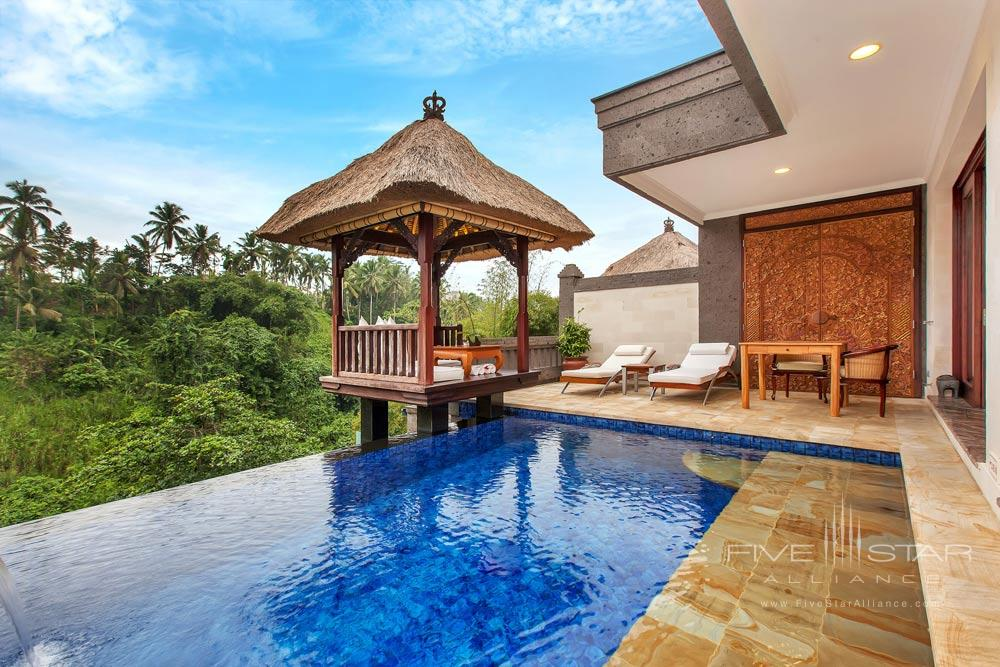 Deluxe Terrace Villa at Viceroy Bali