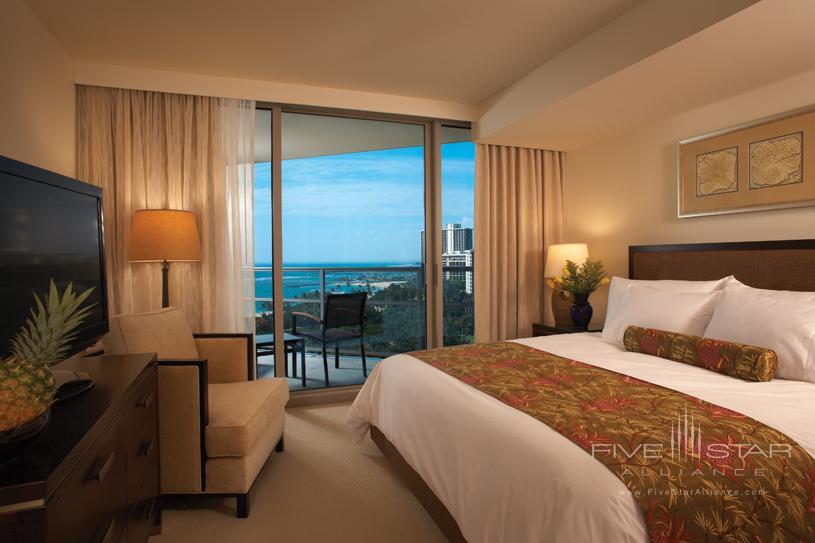 Trump International Hotel and Tower Waikiki Beach Walk Guest Room