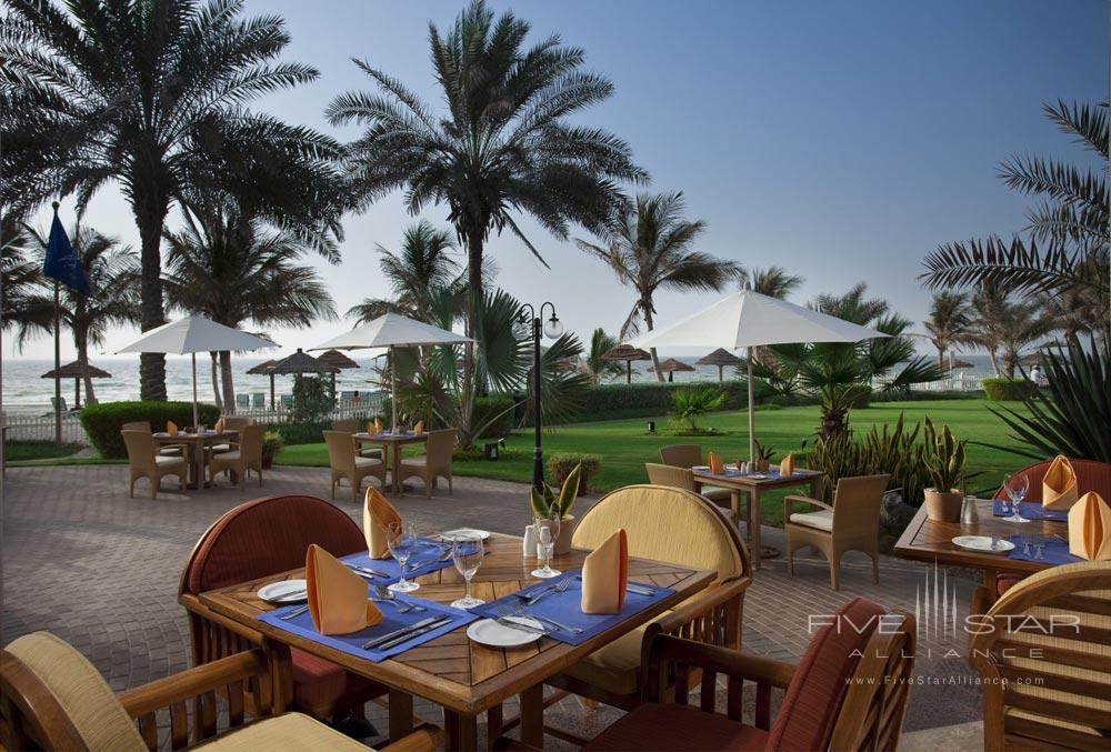 Cafe Kranzler at Kempinski Hotel Ajman