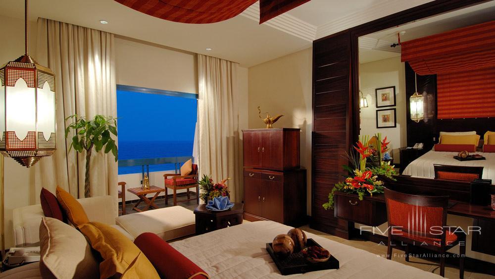 Deluxe Room at Kempinski Hotel Ajman