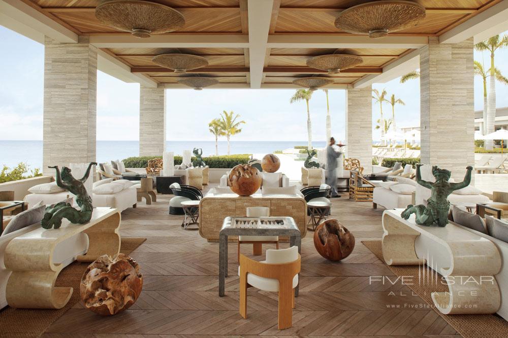 Lounge at Four Seasons Resort Anguilla, Barnes Bay, Anguilla