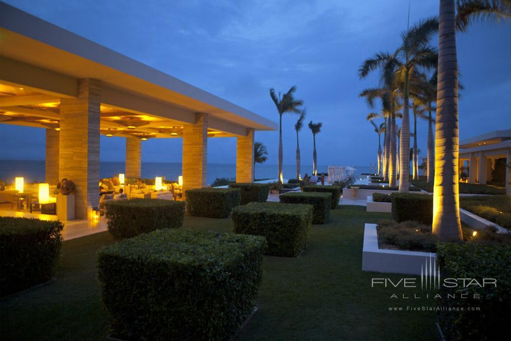 Outdoor Lounge at Four Seasons Resort Anguilla, Barnes Bay, Anguilla