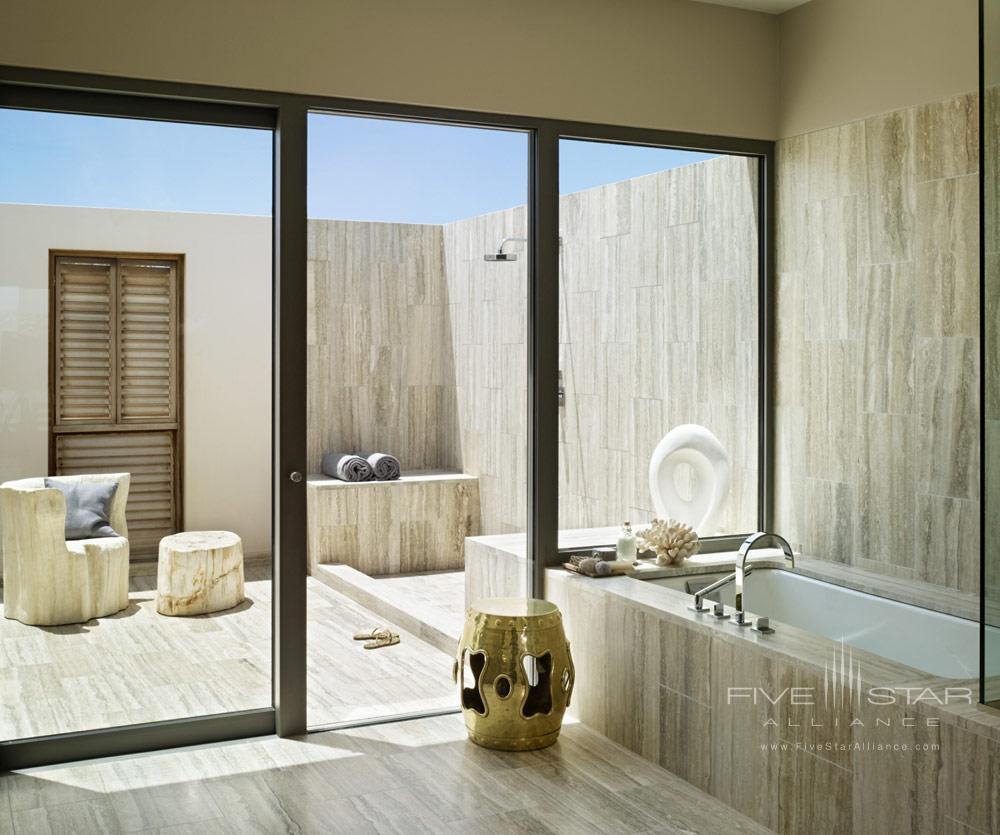 Suite Bath at Four Seasons Resort Anguilla, Barnes Bay, Anguilla