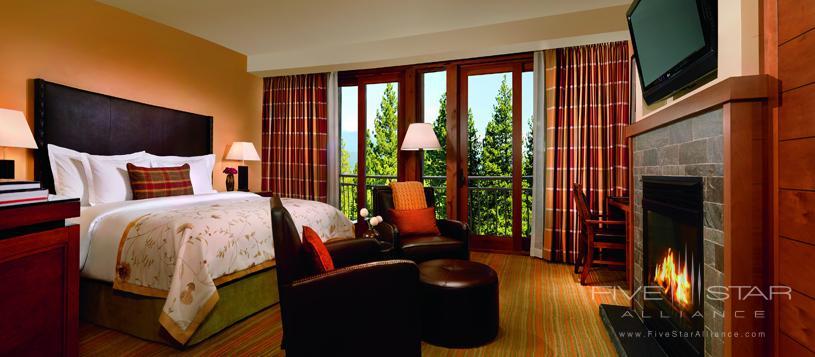 The Ritz-Carlton Lake Tahoe Guest Bedroom