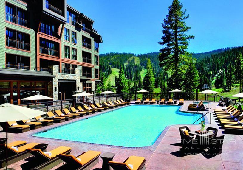 The Ritz-Carlton Lake Tahoe Resort Pool