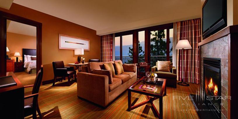 The Ritz-Carlton Lake Tahoe One Bedroom Suite