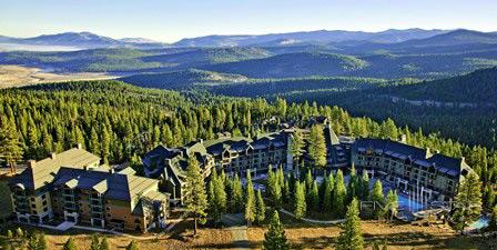 The Ritz-Carlton Lake Tahoe Exterior in Summer