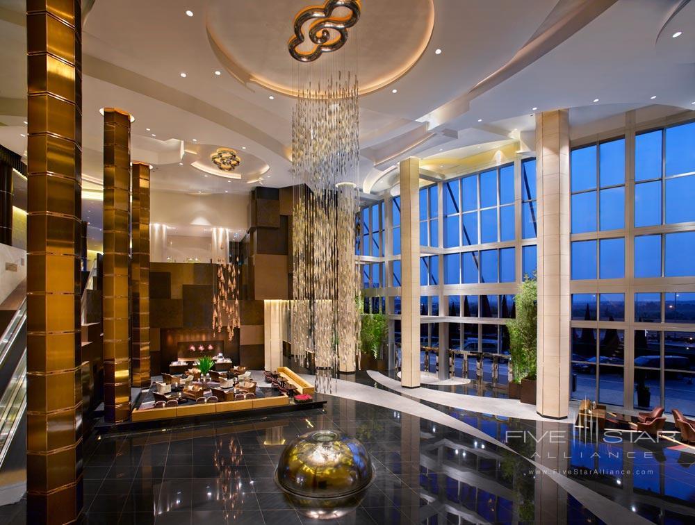 Lobby at Grand Hyatt Macau