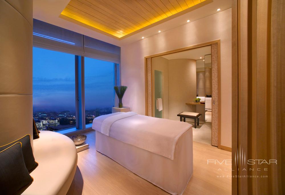 Spa Suite at Grand Hyatt Macau