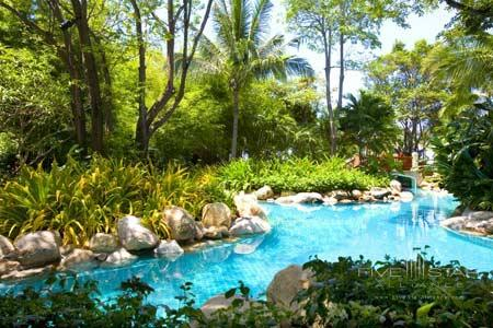 Hyatt Regency Hua Hin and The Barai Residential Spa