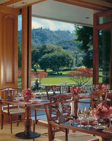 Four Seasons Resort Lanai The Lodge at Koele
