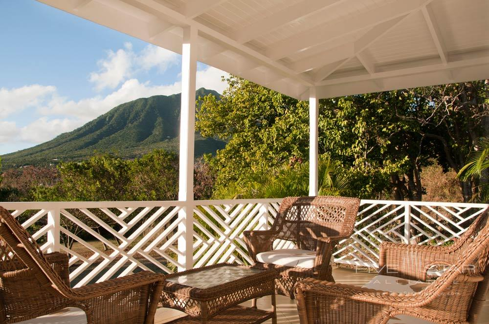 Little House Terrace at Montpelier Plantation Inn West IndiesSt. Kitts and Nevis