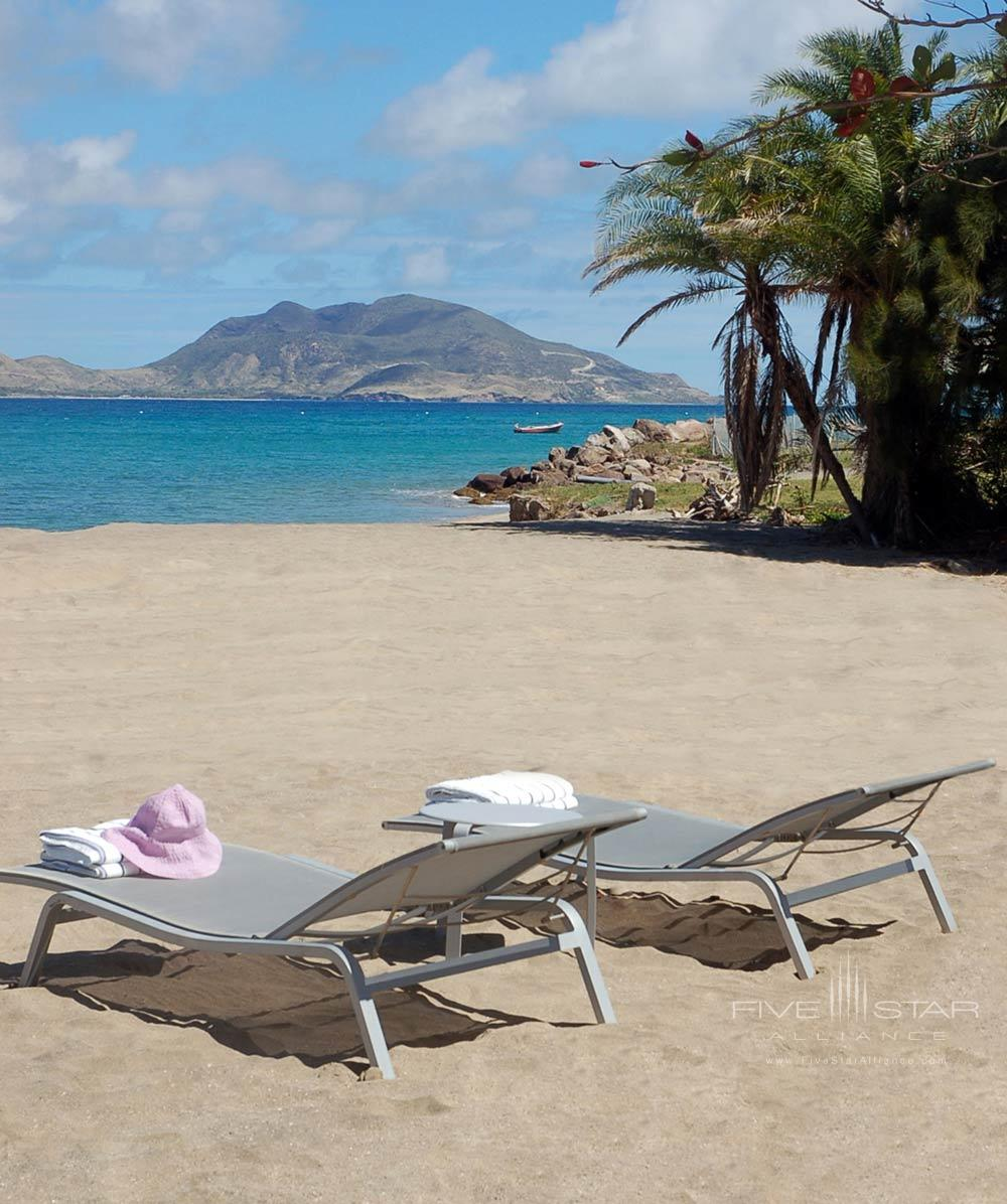 Lounge on the Beach at Montpelier Plantation Inn West IndiesSt. Kitts and Nevis
