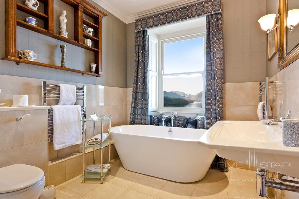 Silver Room Bath at Sharrow Bay United Kingdom
