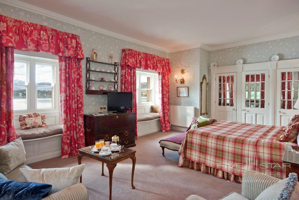 Marion Bedroom at Sharrow Bay United Kingdom