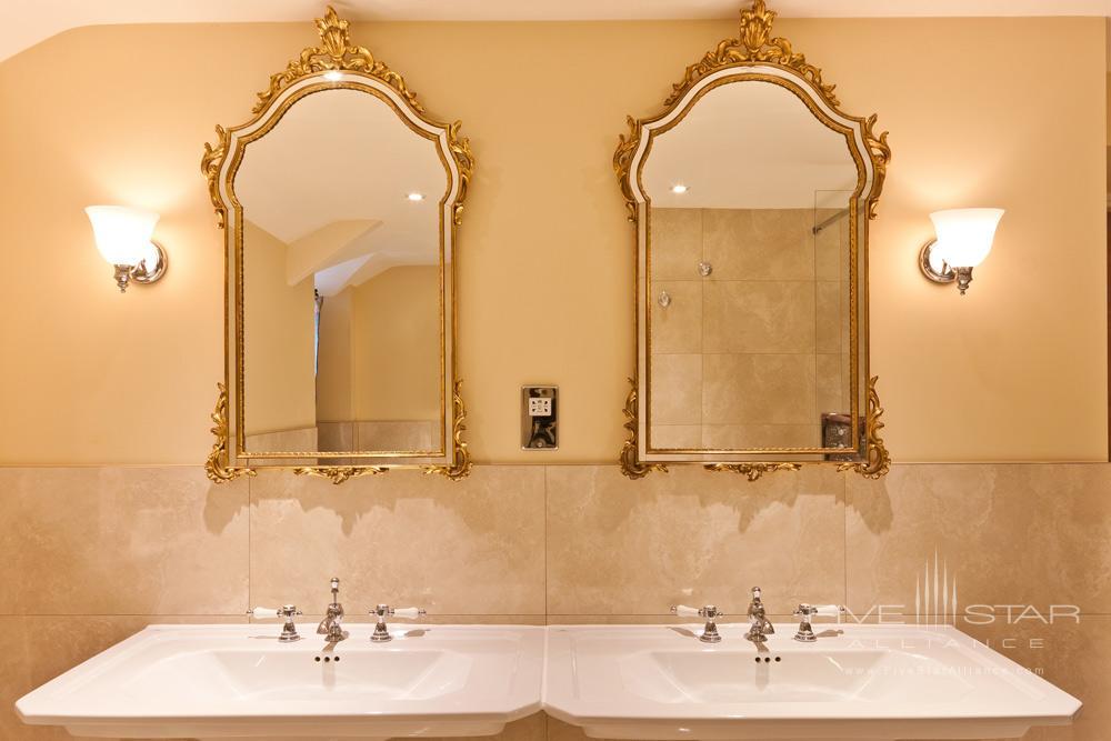 Phoebe Bedroom Bath at Sharrow Bay United Kingdom
