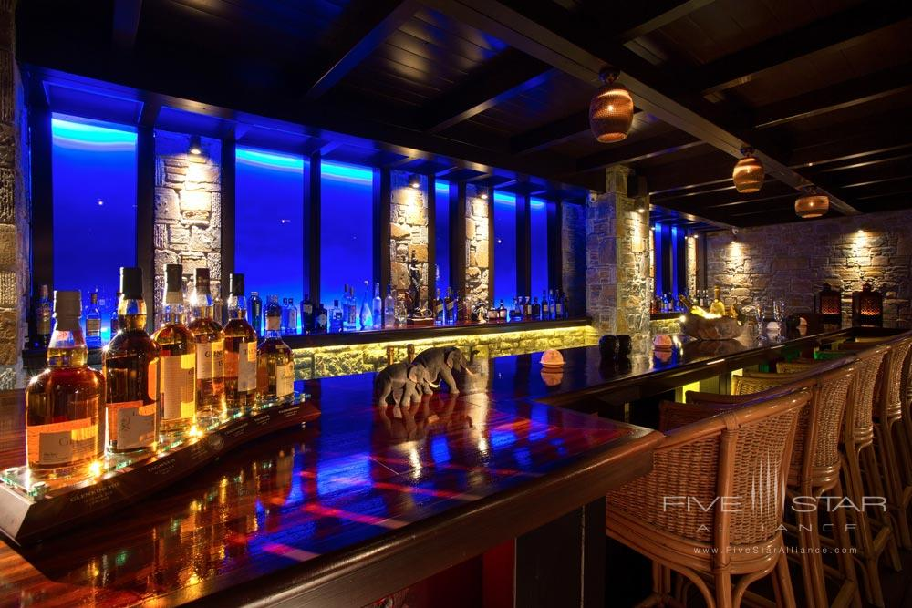 Bar at Porto Zante Villas and Spa ZakynthosGreece