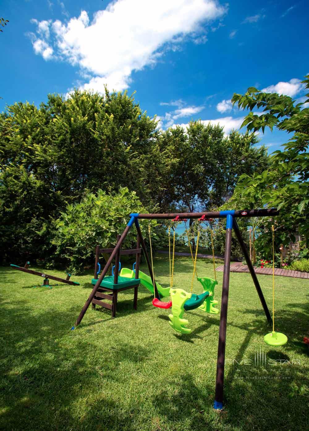Kids Area at Porto Zante Villas and Spa ZakynthosGreece