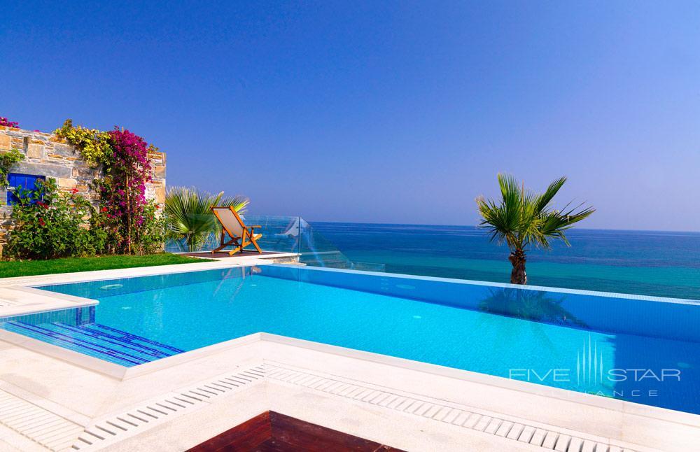 Private Pool at Porto Zante Villas and Spa ZakynthosGreece