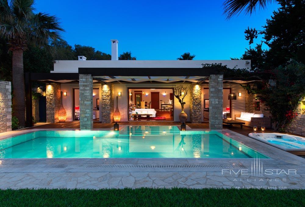 Pool Suite Exterior at Porto Zante Villas and Spa ZakynthosGreece