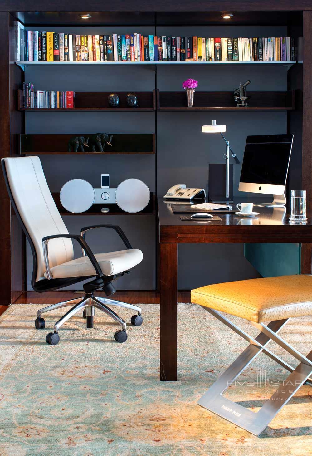 Guest Room Office Space at Porto Zante Villas and Spa ZakynthosGreece