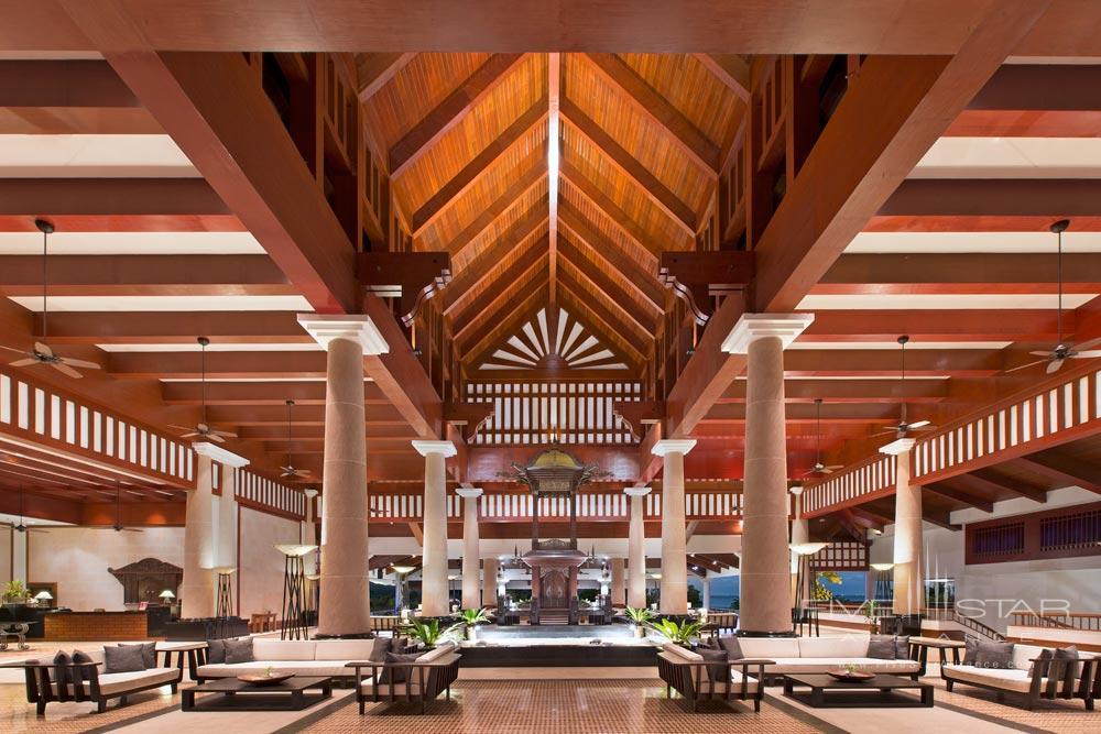 Lobby at The Andaman LangkawiMalaysia