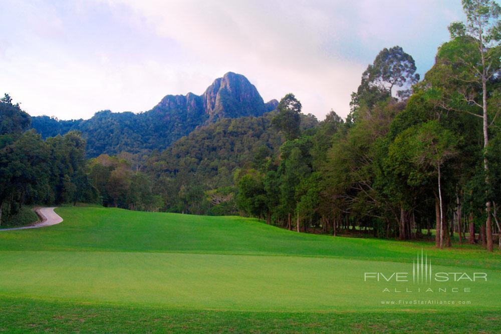 Golf Course at The Andaman LangkawiMalaysia