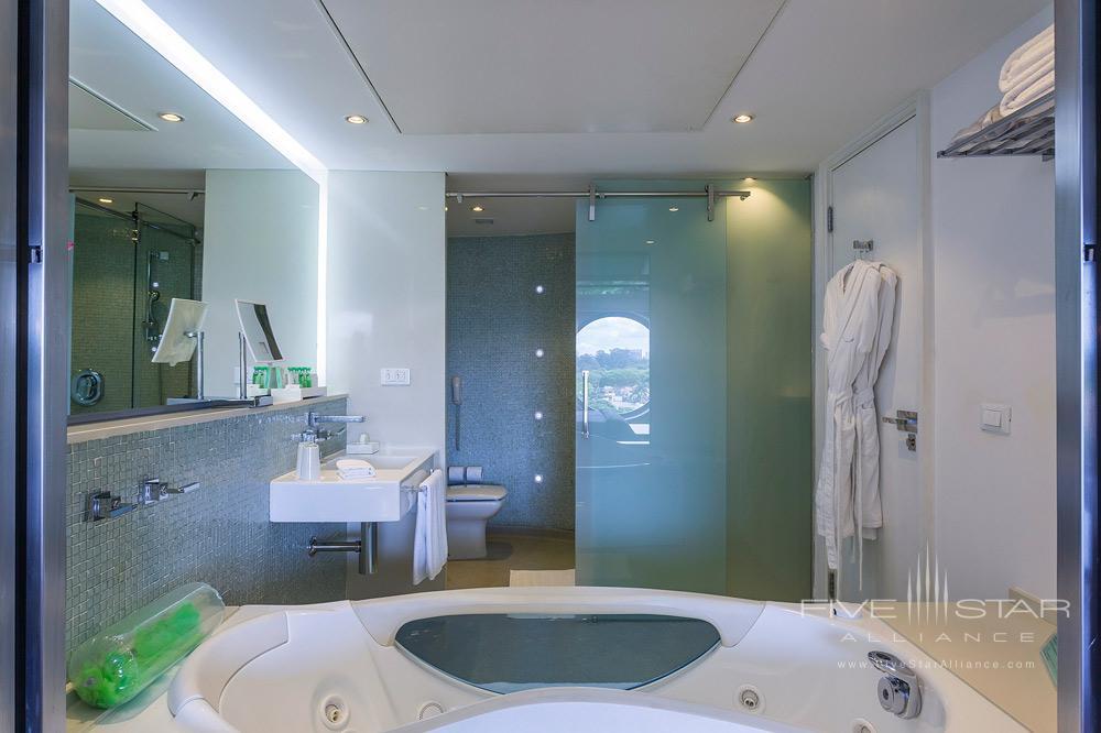 Suite Bath at Hotel Unique Sao PauloBrazil