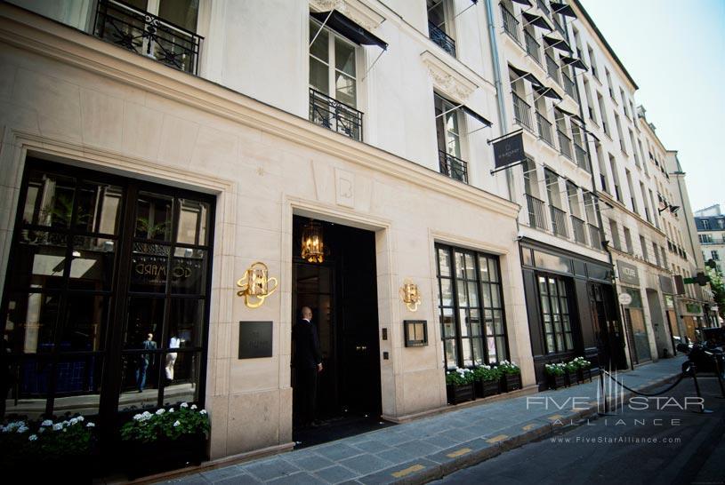 Le Burgundy Paris Hotel