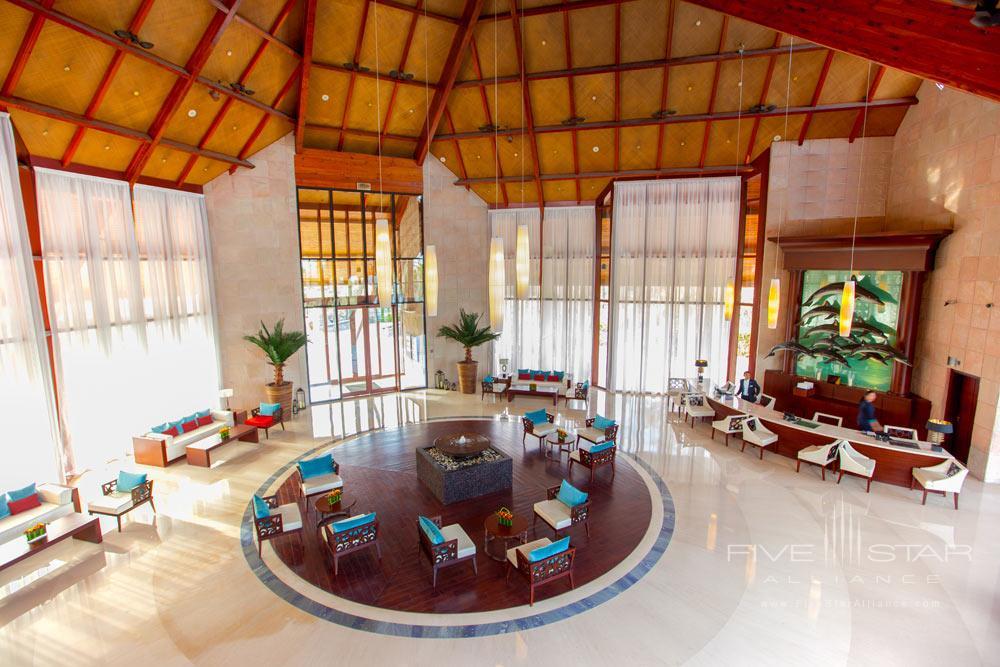 Palm Tree Court and Spa LobbyDubai