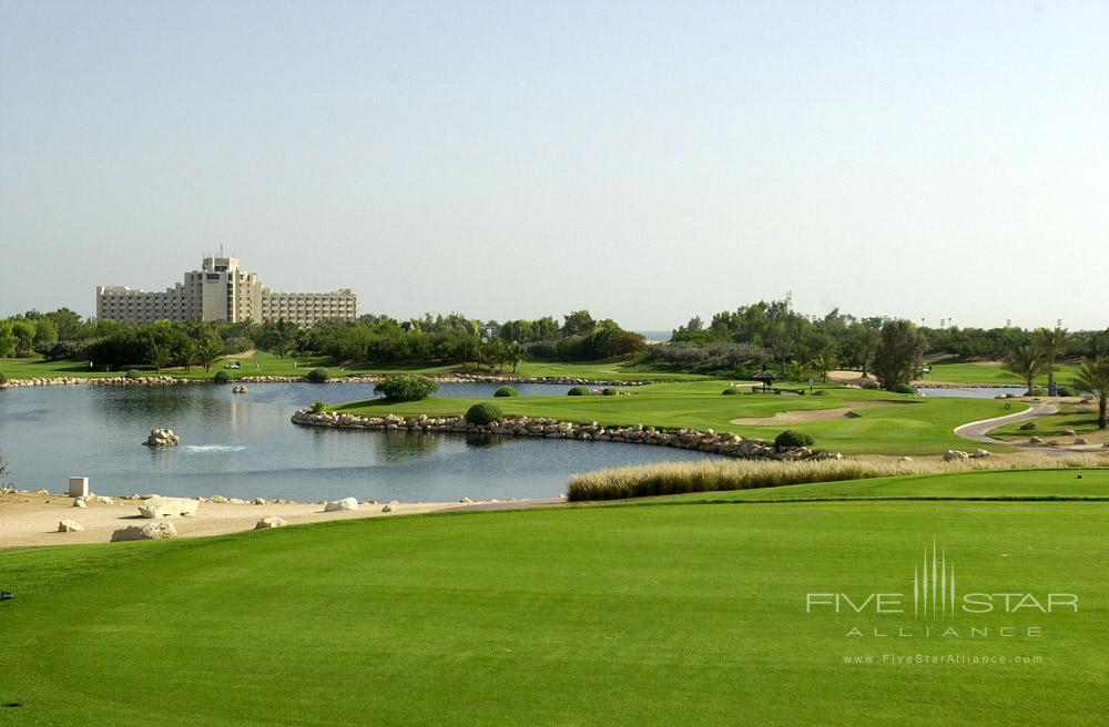 Palm Tree Court and Spa Golf CourseDubai