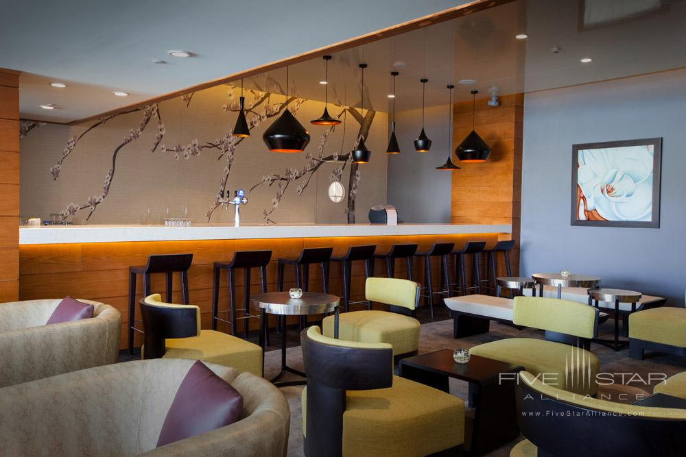 White Orchid Lounge at Palm Tree Court and SpaDubai