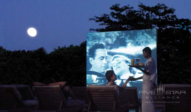 Soneva Fushi by Six Senses Cinema Paradiso