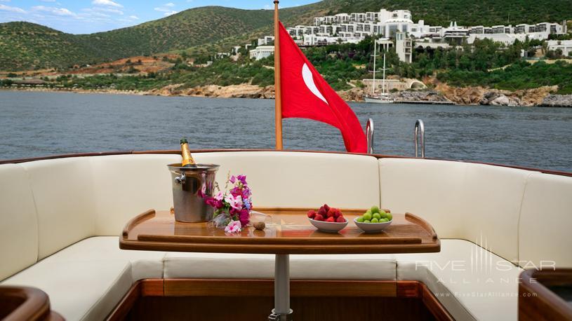 Barbaros Bay Bodrum Boat