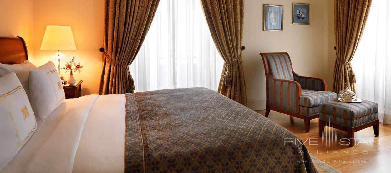 Pera Palace Hotel Ernest Hemingway Suite