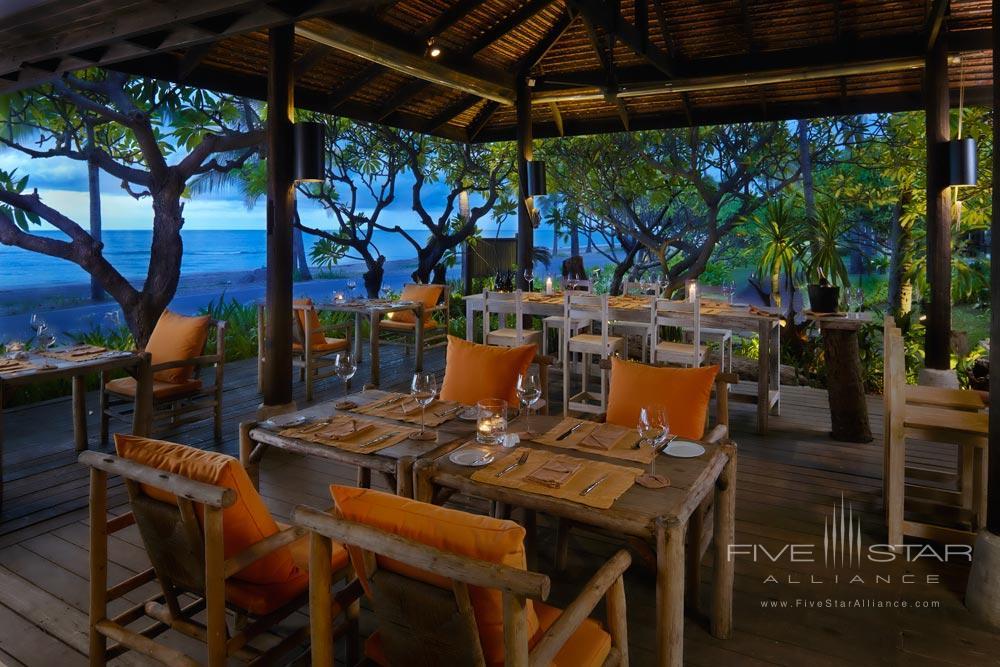 Coast restaurant at Evason Hua HinKhirikhanThailand