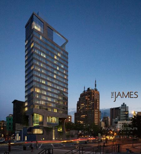 The James New York