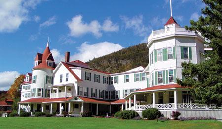 The BALSAMS Grand Resort Hotel