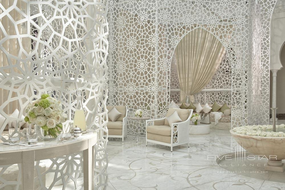 Spa at Royal Mansour Marrakech, Morocco