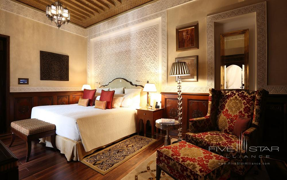 Guest Room at Royal Mansour MarrakechMorocco
