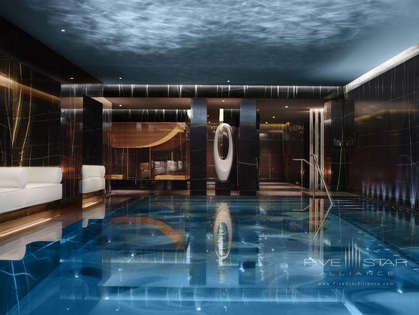 Pool at Corinthia Hotel London
