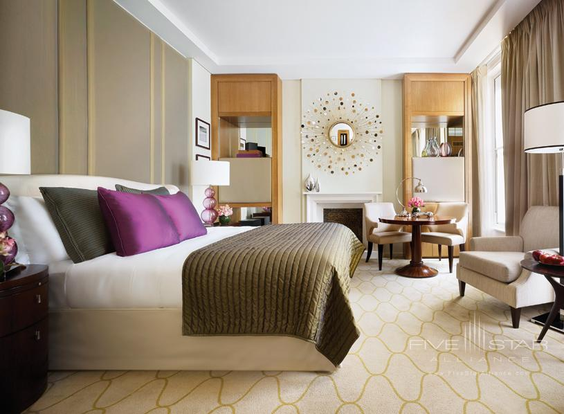 Executive Room at Corinthia Hotel London
