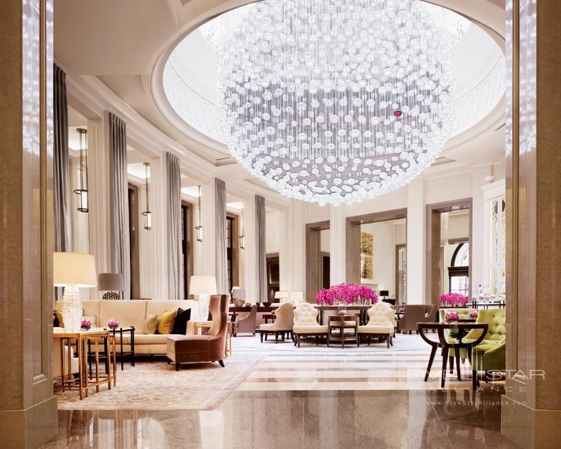 Lobby Lounge at Corinthia Hotel London