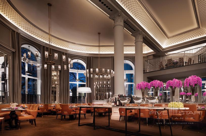 Northall Restaurant at Corinthia Hotel London
