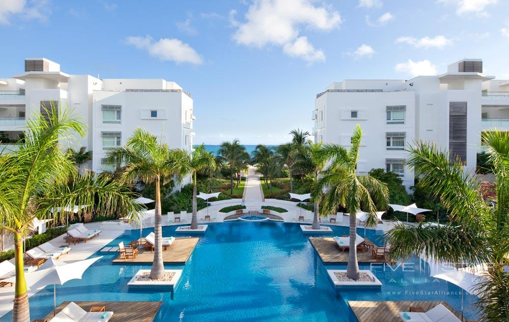 Photo gallery for gansevoort turks and caicos in for Five star turks and caicos